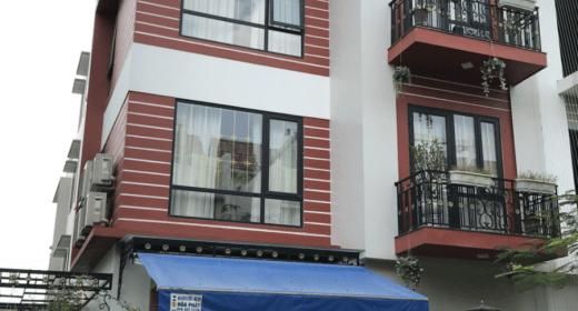 Báo Giá Cửa Nhôm XINGFA Nhập Khẩu Tại Đội Cấn, Ba Đình, Hà Nội
