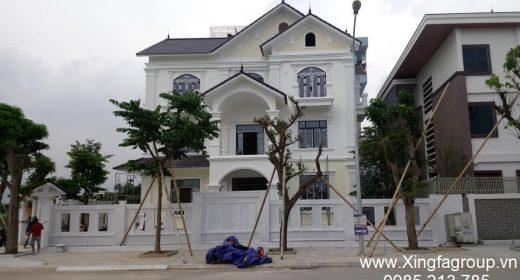 Lắp Đặt Cửa Nhôm Uốn Vòm Tại Thành Phố Thanh Hóa