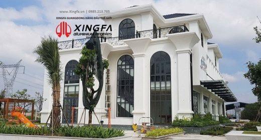 Báo giá lắp đặt cửa nhôm Xingfa tại Quận Hoàng Mai