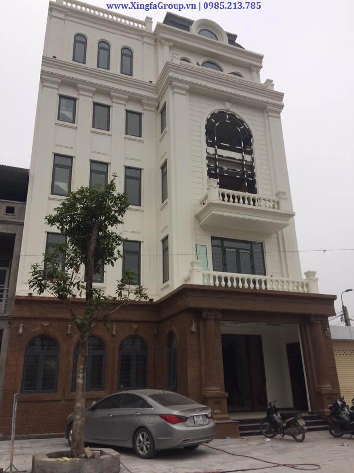 thi công lắp đặt cửa nhôm Xingfa nhập khẩu chính hãng 100% tại Bắc Ninh