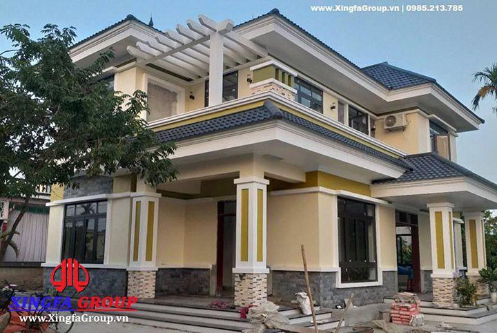 >Thi công lắp đặt cửa nhôm Xingfa nhập khẩu chính hãng tại Nam Định