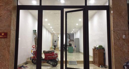 Báo giá lắp đặt cửa nhôm Xingfa Quận Hoàn Kiếm