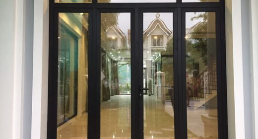 Tìm hiểu về giá bán Cửa nhôm Xingfa loại cửa đi mở quay
