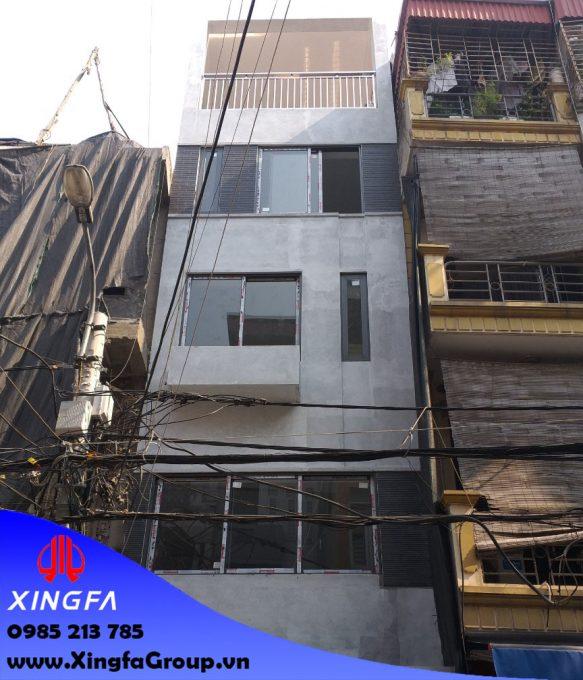 Cửa Nhôm Xingfa Chính Hãng 100% Tại Hoàng Mai, Hà Nội