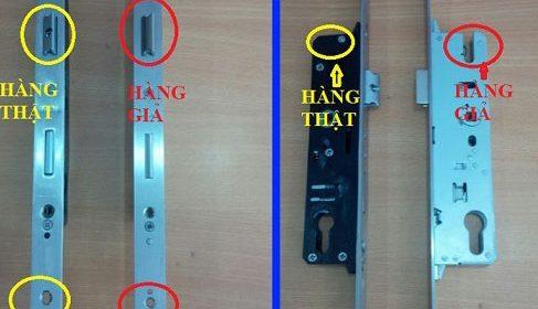 Bảng giá bán phụ kiện Cửa nhôm Xingfa KinLong chính hãng