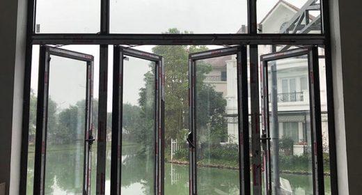 Báo giá cửa sổ mở quay nhôm Xingfa bao nhiêu 1m2