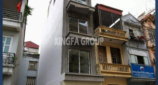 Công Ty Lắp Đặt Cửa Nhôm XINGFA Tại Nguyễn Văn Linh, Long Biên, Hà Nội