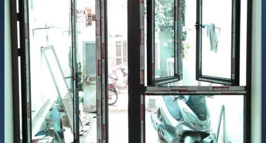 Công Ty Lắp Đặt Cửa Nhôm XINGFA Tại Phùng Xá, Thạch Thất, Hà Nội