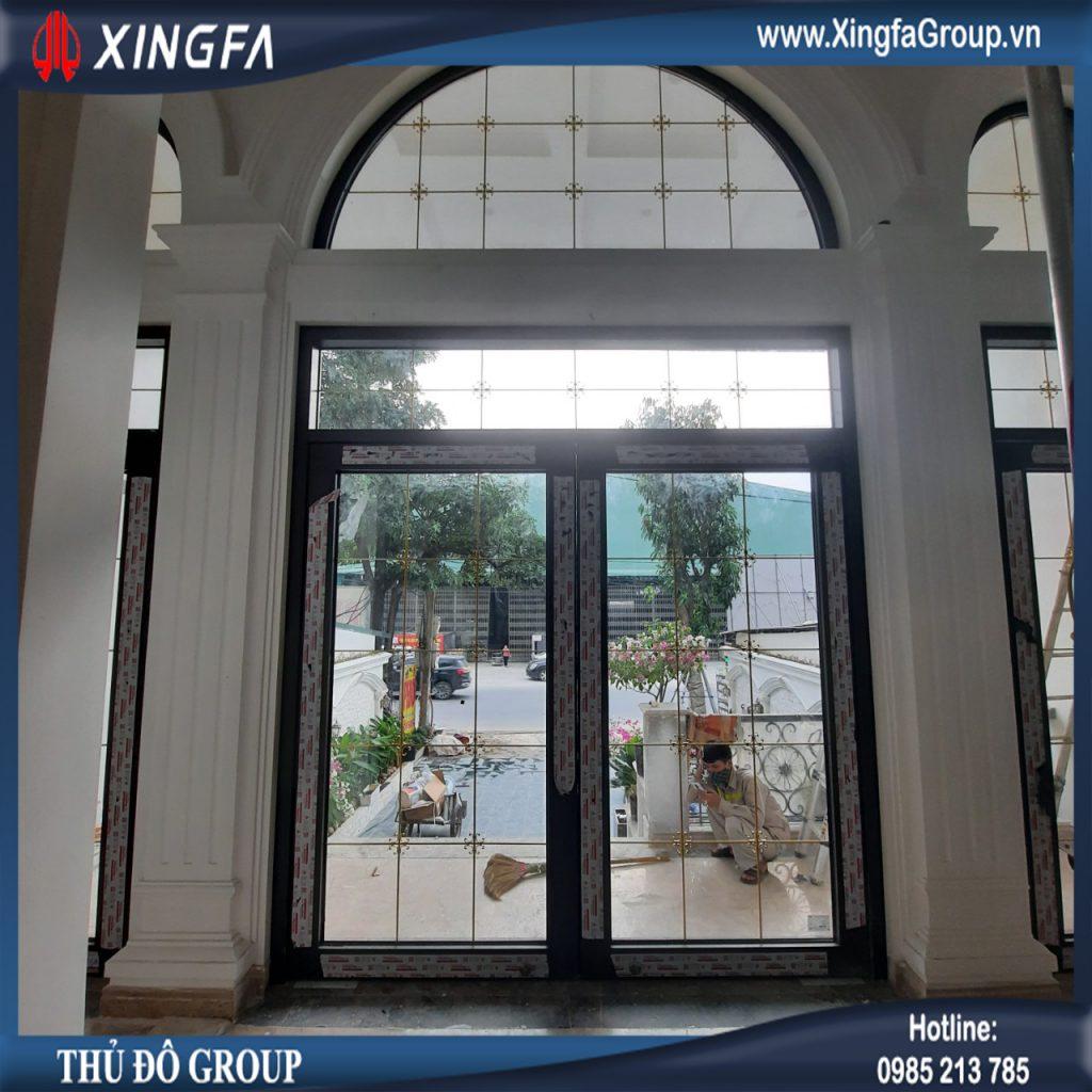 cửa nhôm xingfa
