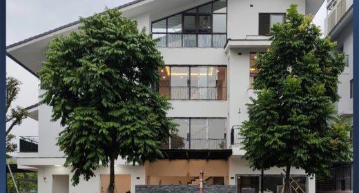 Công Ty Lắp Đặt Cửa Nhôm XINGFA Tại KĐT Gamuda, Hoàng Mai, Hà Nội