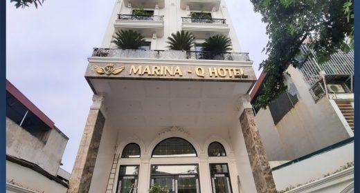 Công Ty Lắp Đặt Cửa Nhôm XINGFA Tại Khách Sạn Marina Quốc Oai, Hà Nội