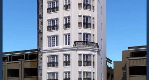 Công Ty Lắp Đặt Cửa Nhôm XINGFA Tại Khách Sạn Apartment, Xã Đàn, Hà Nội