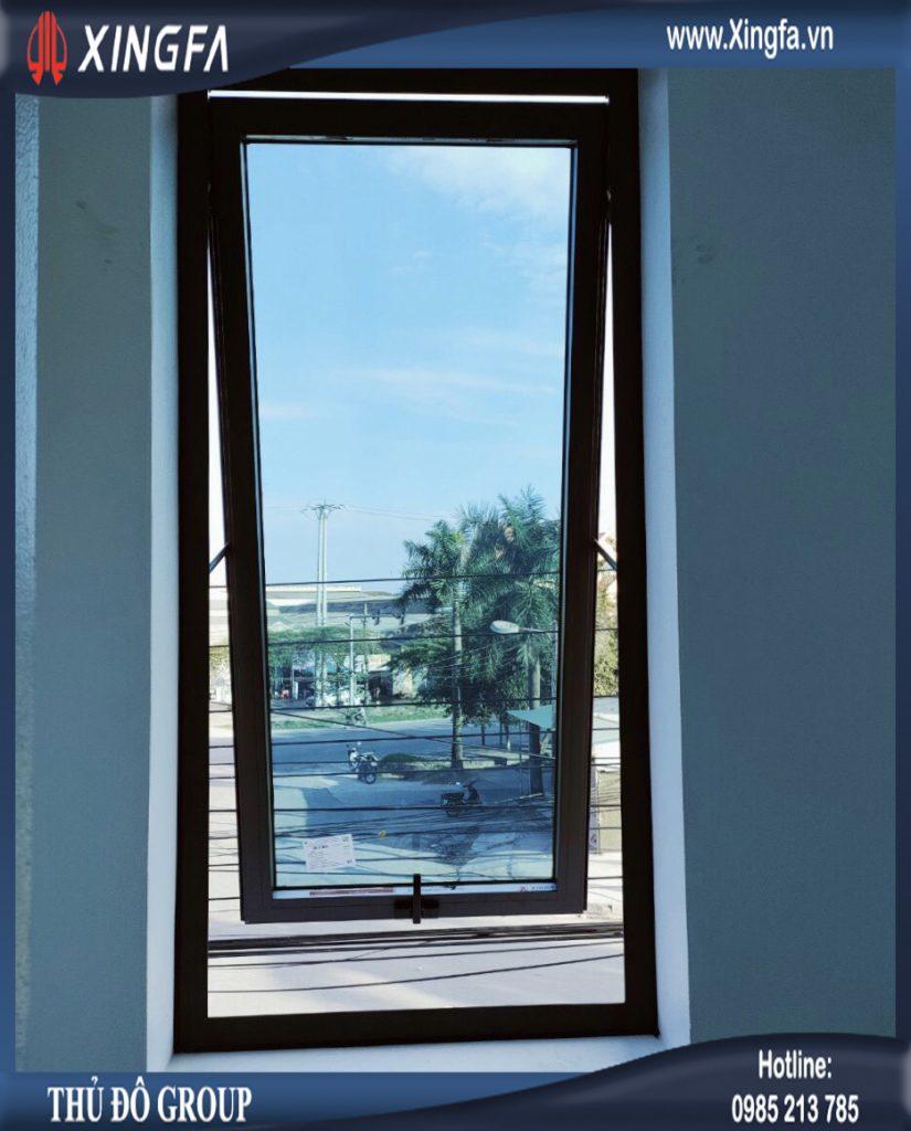 cửa sổ nhôm xingfa