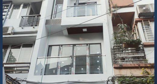 Công Ty Lắp Đặt Cửa Nhôm XINGFA Tại Đường Bưởi, Ba Đình, Hà Nội