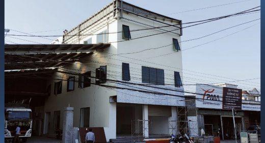 Công Ty Thi Công Cửa Nhôm XINGFA Tại Đông Hưng, Thái Bình