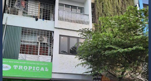 Công Ty Lắp Đặt Cửa Nhôm XINGFA Tại Hoàng Hoa Thám, Ba Đình, Hà Nội