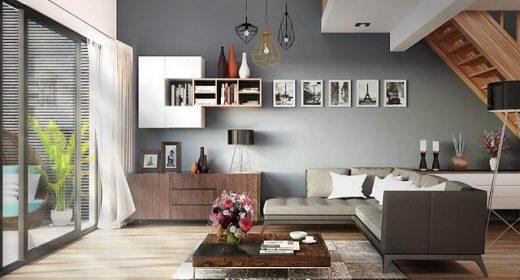 Xu hướng thiết kế nội thất kết hợp với cửa nhôm thịnh hành nhất