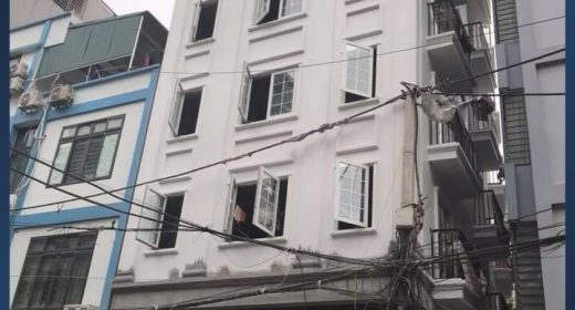 Thủ Đô Group Thi Công Cửa Nhôm XINGFA Tại Chùa Bộc, Đống Đa, Hà Nội